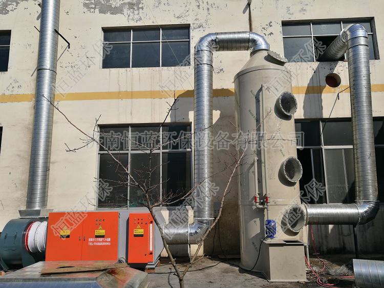 青岛橡胶厂沐鸣2注册处理工程