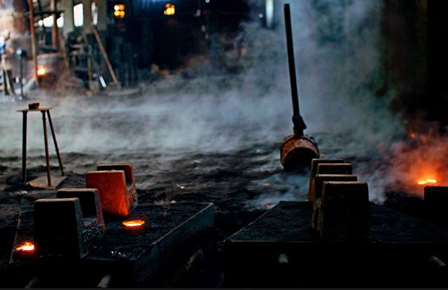 铸造车间烟尘粉尘治理采用哪种办法?