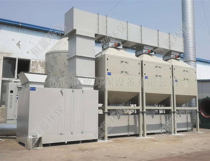 喷涂废气治理环保设备怎么选?