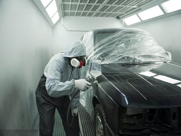 汽车喷房需要什么环保设备?