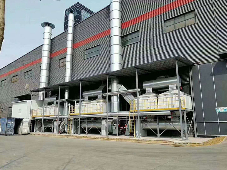 催化燃烧设备能处理塑料业废气吗?