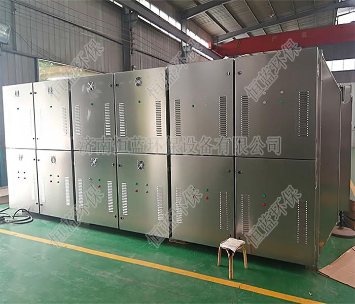 废气处理经常使用的设备之一