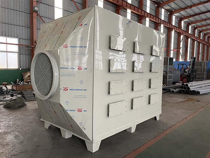 二级活性炭吸附箱